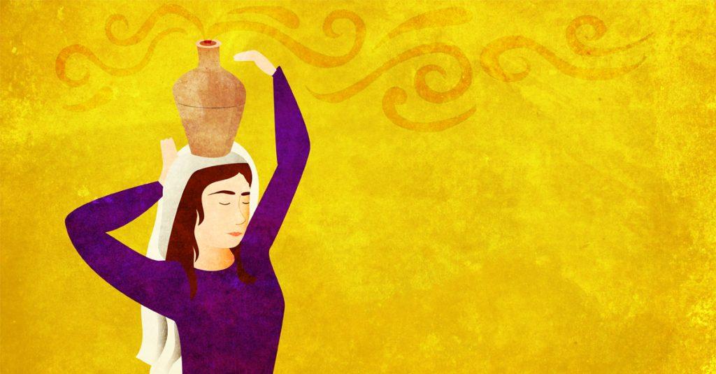 Rebecca Torah Matriarch